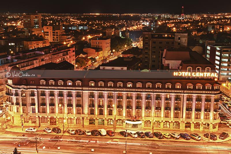 HDR Hotel Central Ploiești